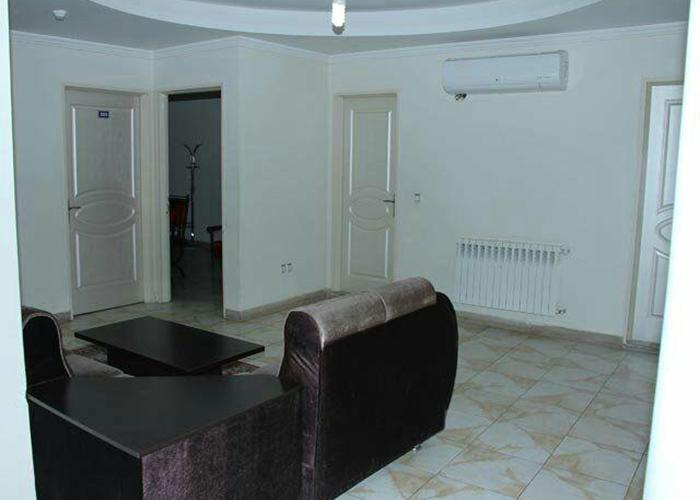 هتل آپارتمان زیبا تبریز