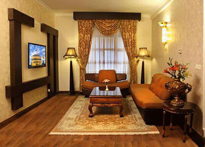 هتل قصرالضیافه مشهد