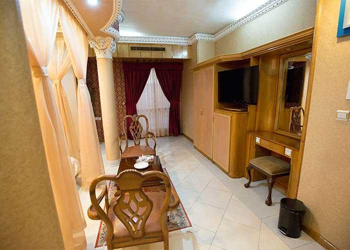 تصاویر هتل زهره اصفهان