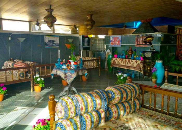 رستوران  سنتی ایرانا هتل زهره اصفهان