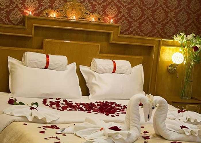 اتاق هتل زهره اصفهان