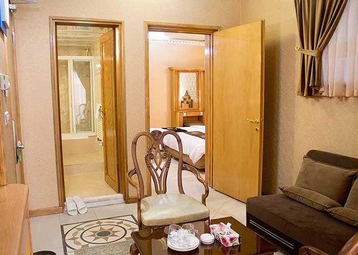 سوئیت هتل زهره اصفهان