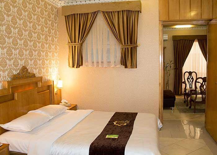 اتاق سوئیت هتل زهره اصفهان