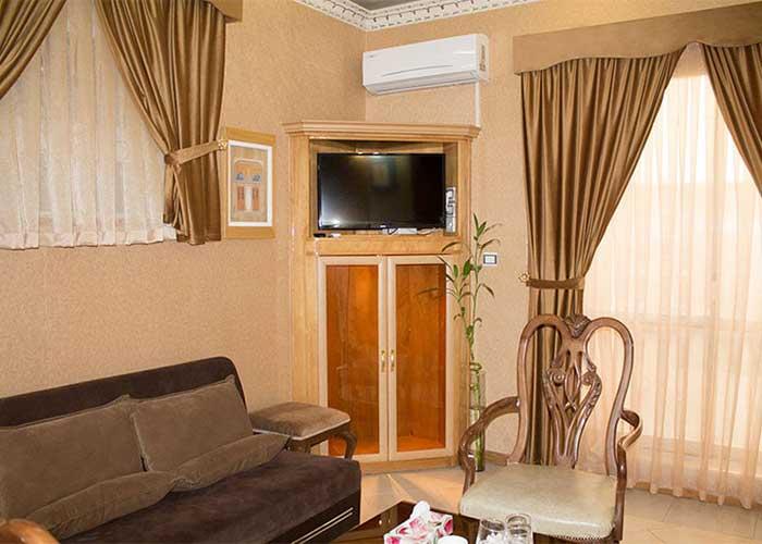 پذیرایی هتل زهره اصفهان