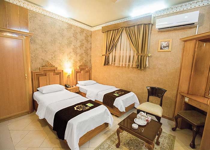 تصاویر اتاق هتل زهره
