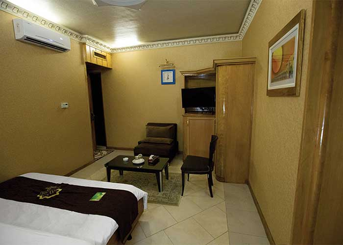 دو تخته دبل هتل زهره اصفهان