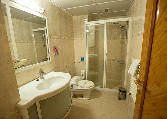 سرویس بهداشتی هتل زهره اصفهان