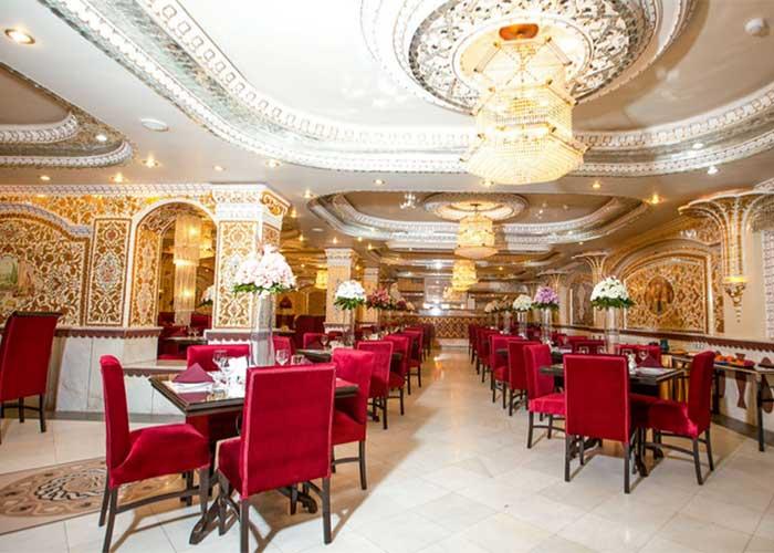 رستوران ونوس هتل زهره اصفهان
