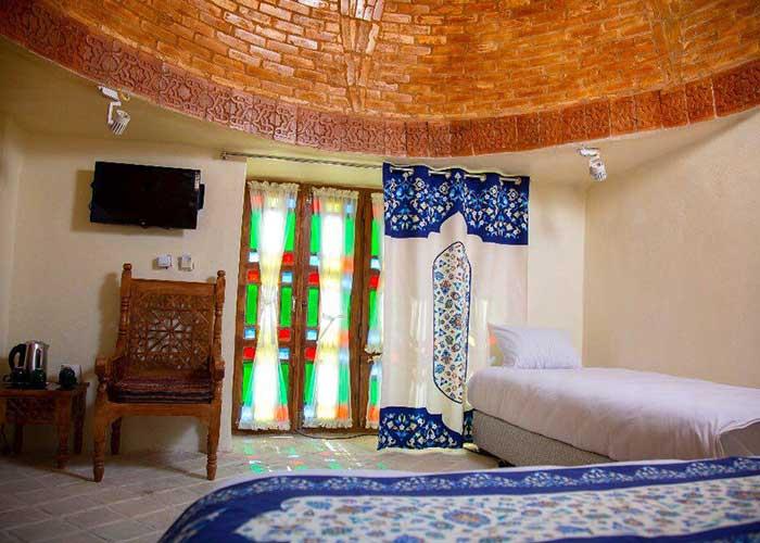 هتل ددمان زنجان
