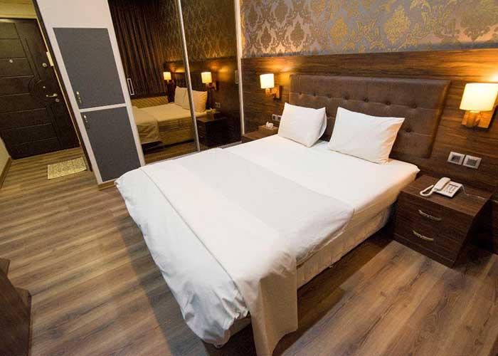 اتاق دبل هتل ارگ محتشم قمصر