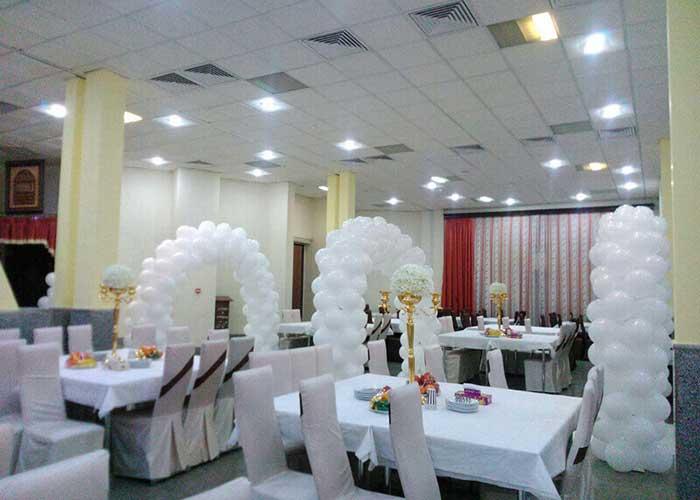 تصاویر هتل زنبق یزد