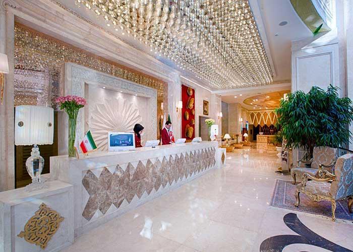 هتل الماس 2 مشهد