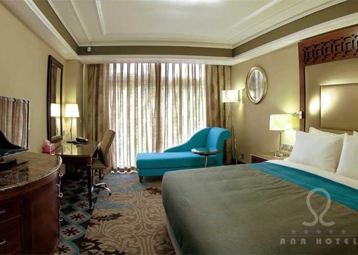 هتل آنا ارومیه