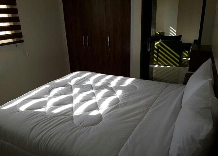 هتل آپارتمان آرش قشم