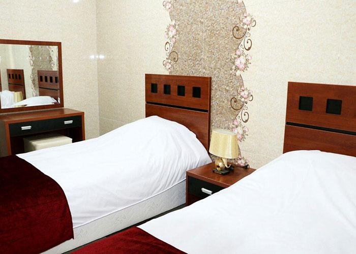هتل آپارتمان آسام کرمان