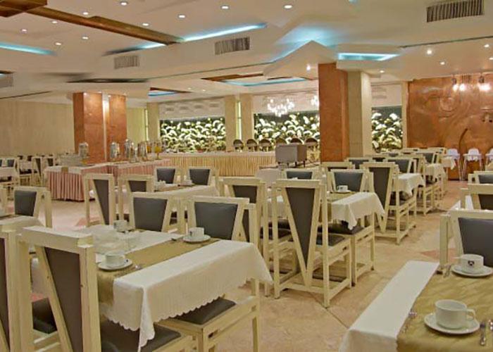 هتل اترک مشهد