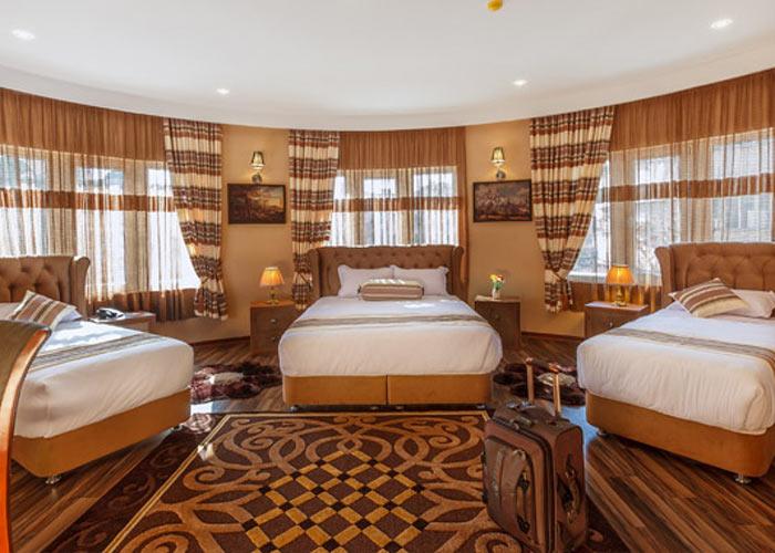 هتل بهار تهران