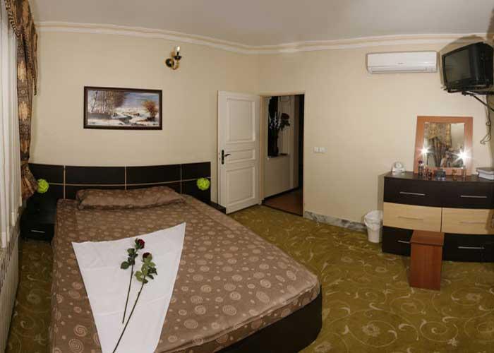 تصاویر هتل آپارتمان بهرام