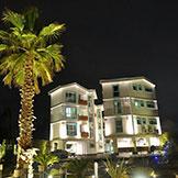 هتل آپارتمان باروژ رامسر
