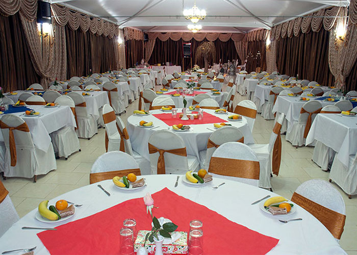 هتل پارسیان بوعلی همدان