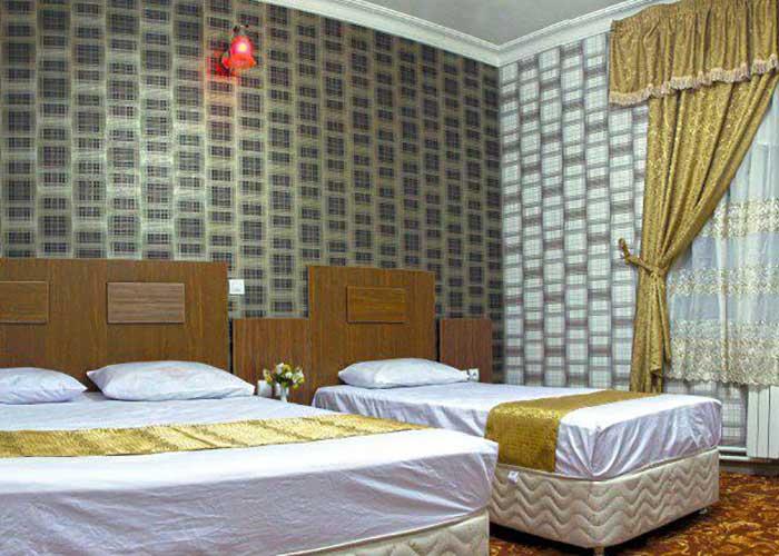 هتل بوستان سرعین