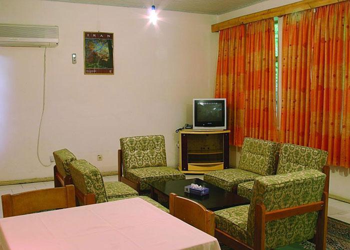 هتل جهانگردی چالوس