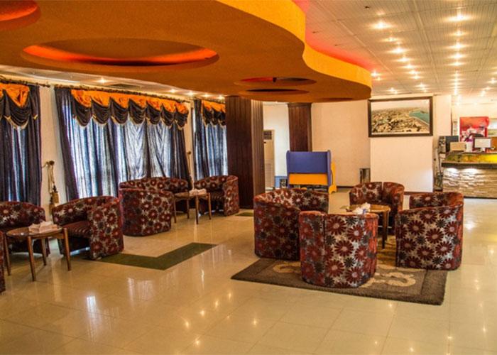 هتل جهانگردی دلوار بوشهر
