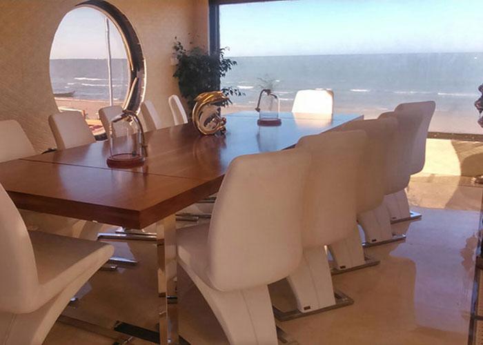 هتل دلفین بندر انزلی