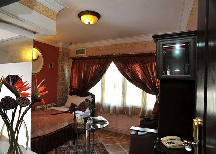 هتل الیان تهران