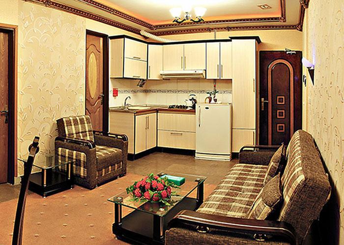 هتل آپارتمان ارشاد سرعین