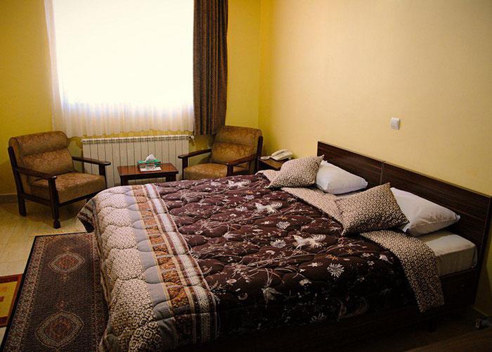 هتل آپارتمان استقبال تبریز