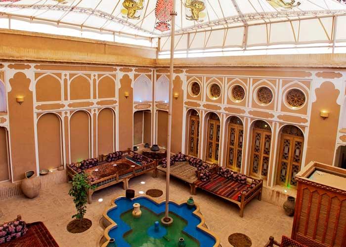 تصاویر هتل موزه فهادان یزد