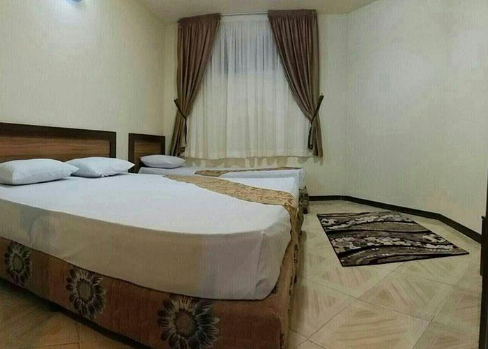 هتل فرزانگان مشهد