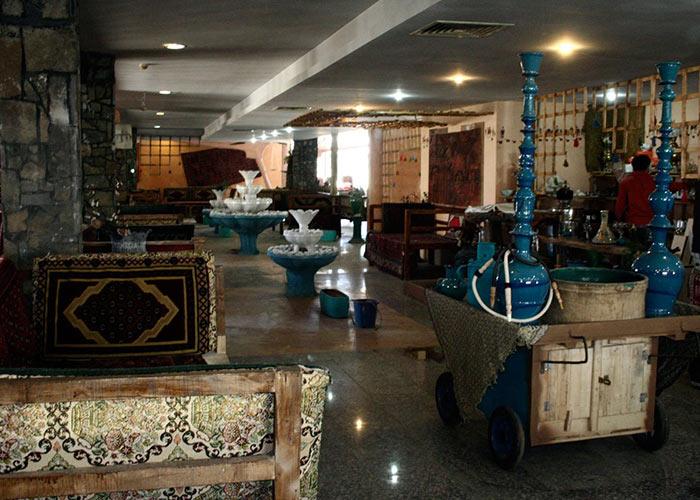 هتل گنج نامه همدان