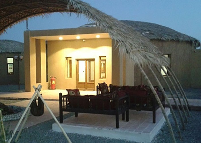 هتل کپری قلعه گنج کرمان