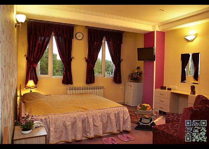 هتل قصر اسکو