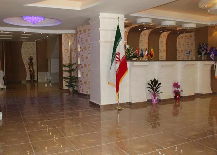 هتل هالیس بروجرد