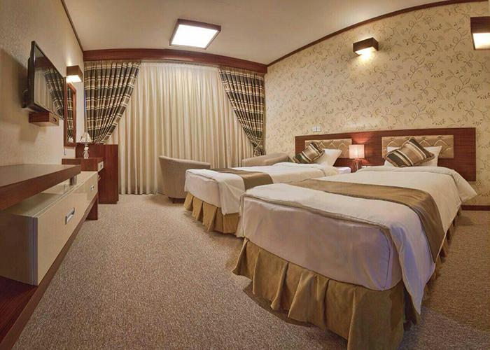 هتل حلما مشهد