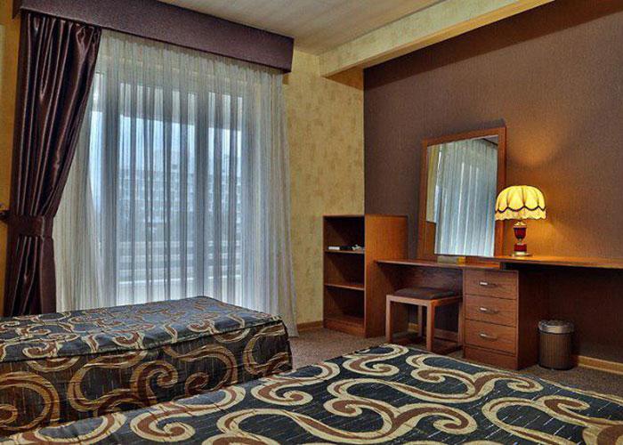 هتل هما مشهد