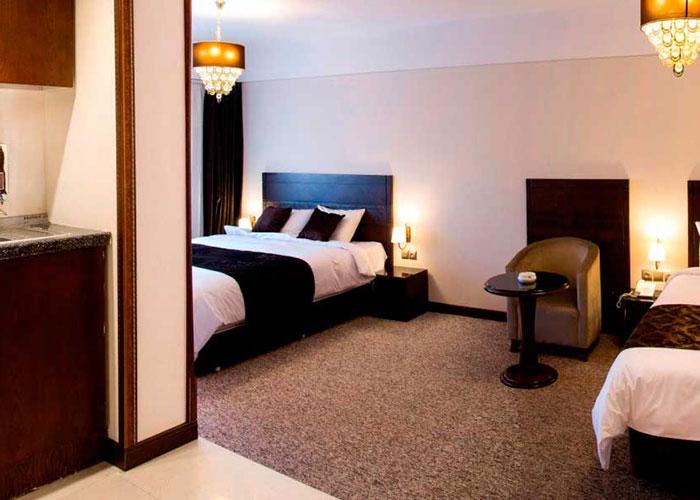 هتل جواهر شرق مشهد