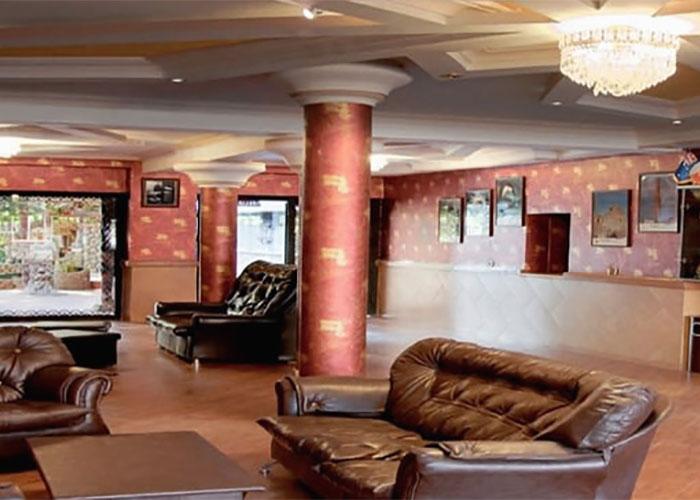هتل کمال الملک نیشابور