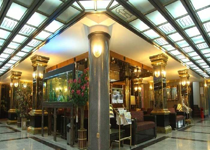 تصاویر هتل لاله مشهد