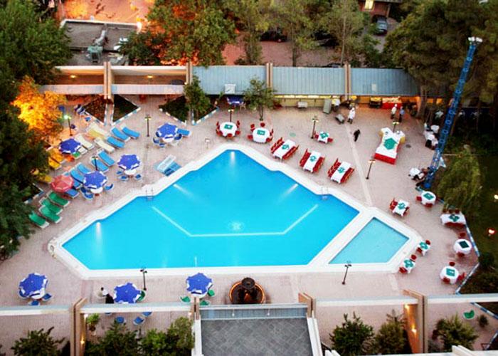 تصاویر هتل لاله تهران
