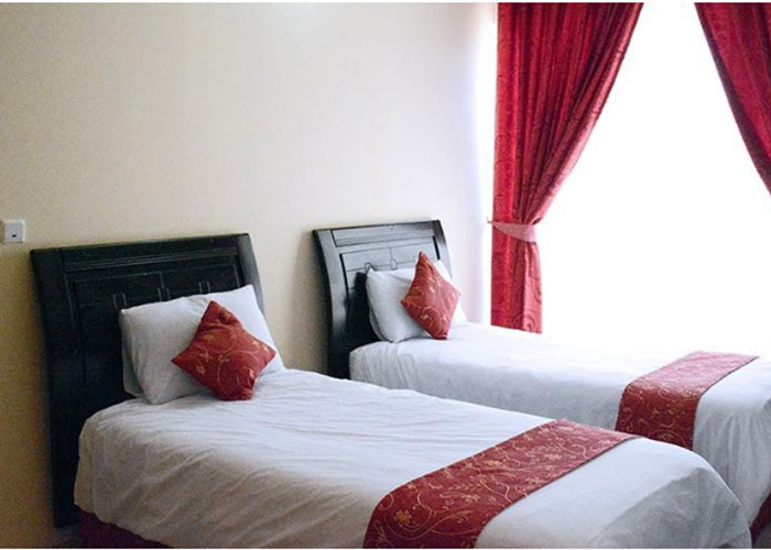 هتل لوتوس کیش