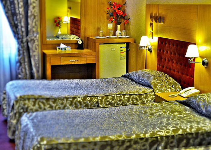 هتل مدائن مشهد