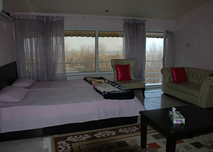 هتل ماندگار لنگرود