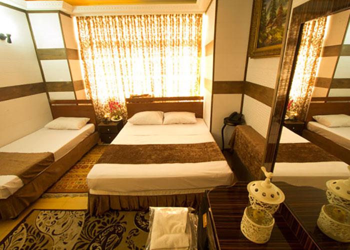 هتل مرکزی ایران تهران