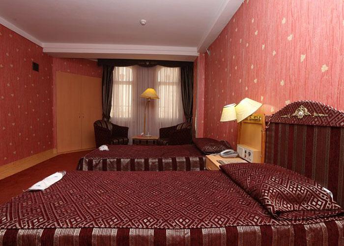 هتل مرمر قزوین