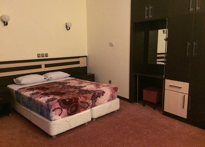 هتل آپارتمان مهر اصل اهواز