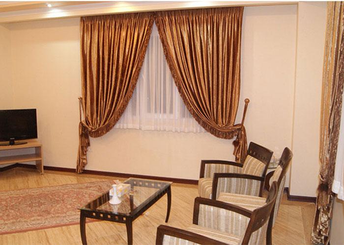 هتل آپارتمان مهرگان تهران